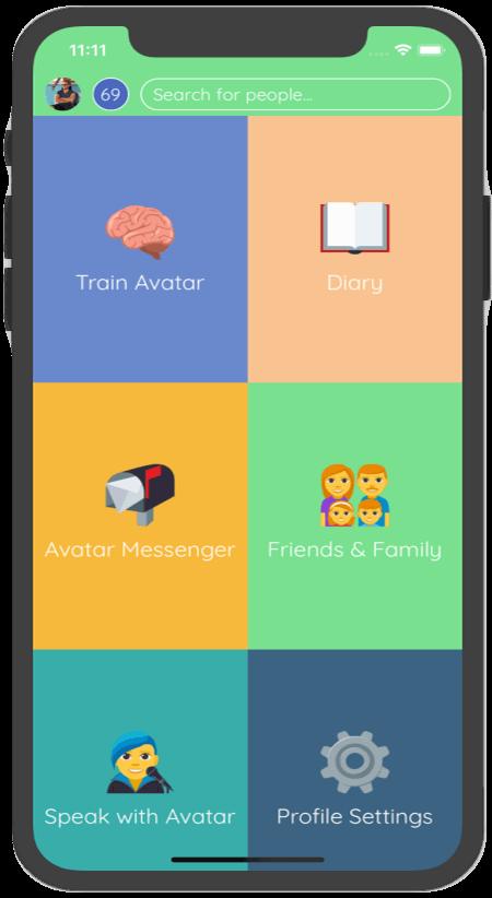 ExMoment App Preview